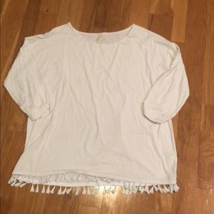 Lily quarter sleeve shirt
